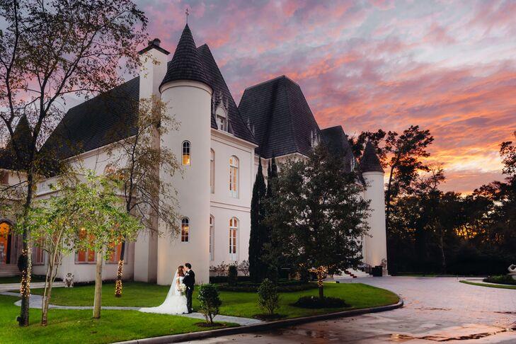 European-Style Castle Reception Venue