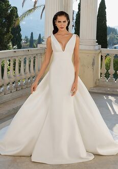 Justin Alexander 88071 Mermaid Wedding Dress