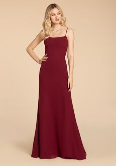 Hayley Paige Occasions 5964 Square Bridesmaid Dress