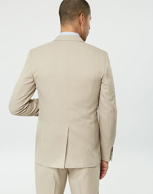 LE CHÂTEAU Wedding Boutique Tuxedos MENSWEAR_361382_068 Ivory, Champagne Tuxedo
