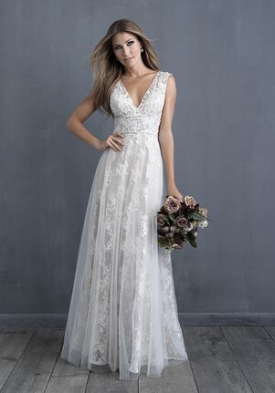 Allure Couture C488 A-Line Wedding Dress
