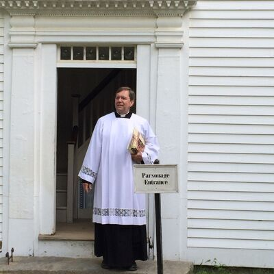 Rev James Griffin