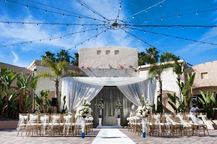 The grand long beach long beach ca Garden wedding venues los angeles