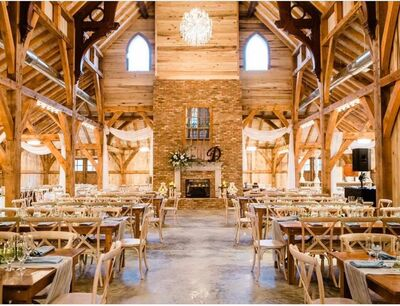 Burns Bluff at High Falls Wedding and Event Venue
