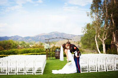 Weddings at Twin Oaks