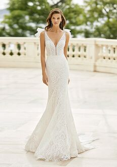 Aire Barcelona ILIANA Mermaid Wedding Dress