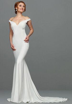 Avery Austin Hazel Mermaid Wedding Dress