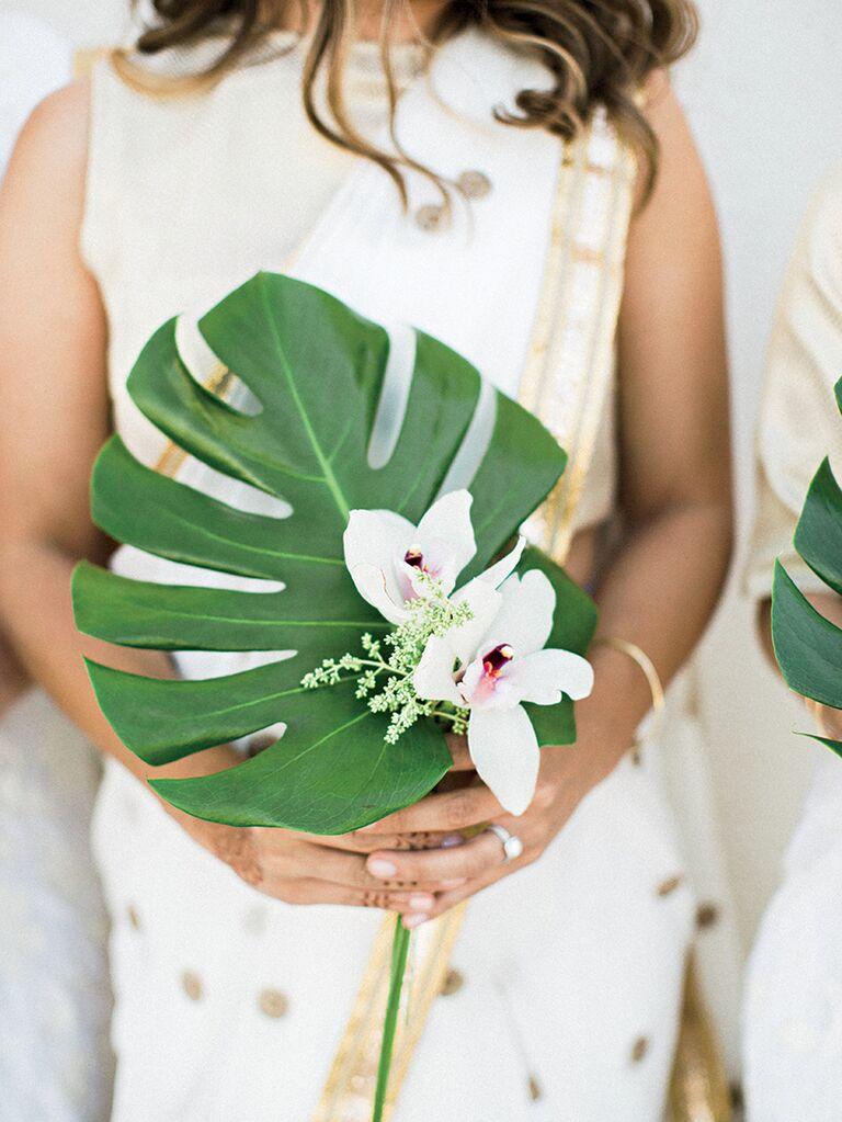 Alternative Wedding Bouquets Non Floral Bridal Bouquets
