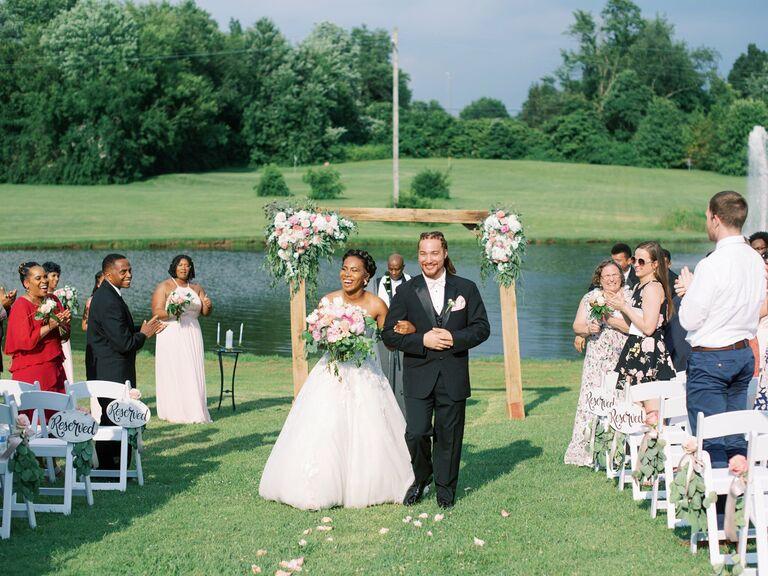 Wedding venue in Louisville, Kentucky.