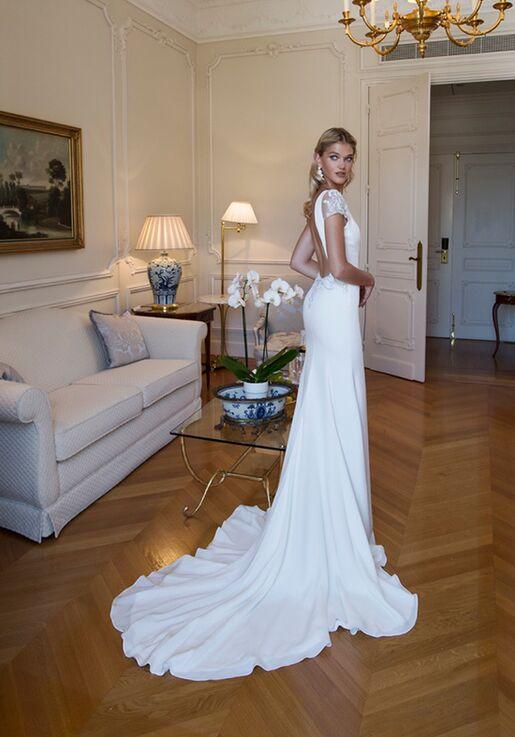 2f8f631faae7 Alessandra Rinaudo Collection BROOKLYN AR 2017 A-Line Wedding Dress