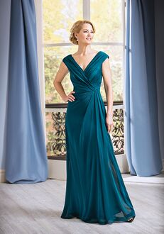 Jade Mother of the Bride by Jasmine J185055 Green Mother Of The Bride Dress