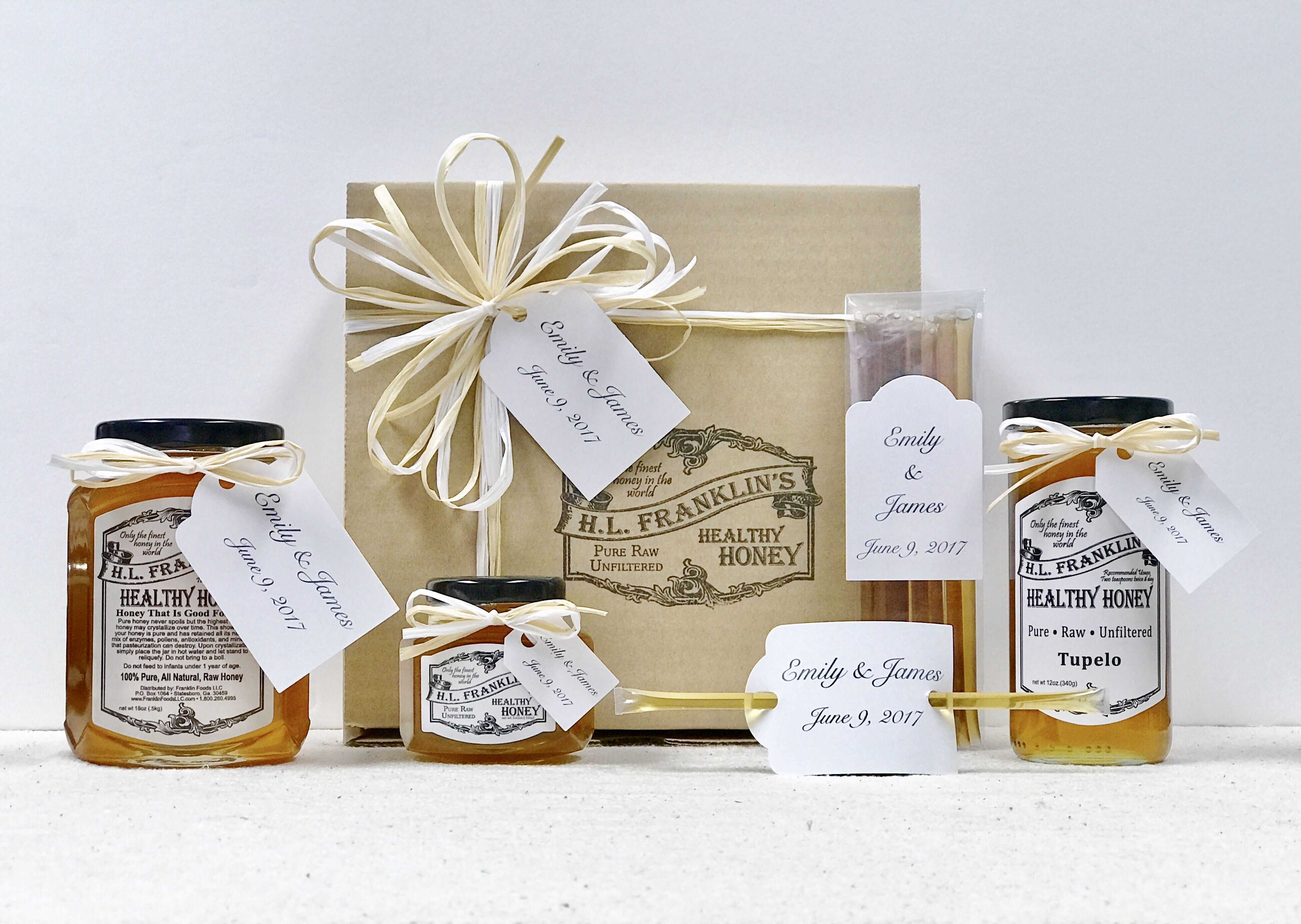 Honey Jar Wedding Favors | Giftwedding.co