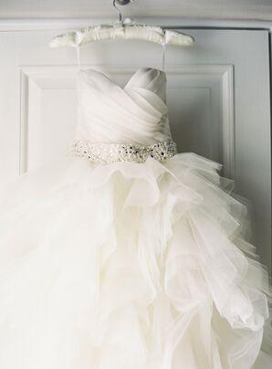 Custom Made Shin Bu Bridal Gown