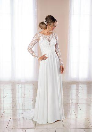 Stella York 6845 A-Line Wedding Dress