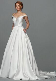 Avery Austin Stella Ball Gown Wedding Dress