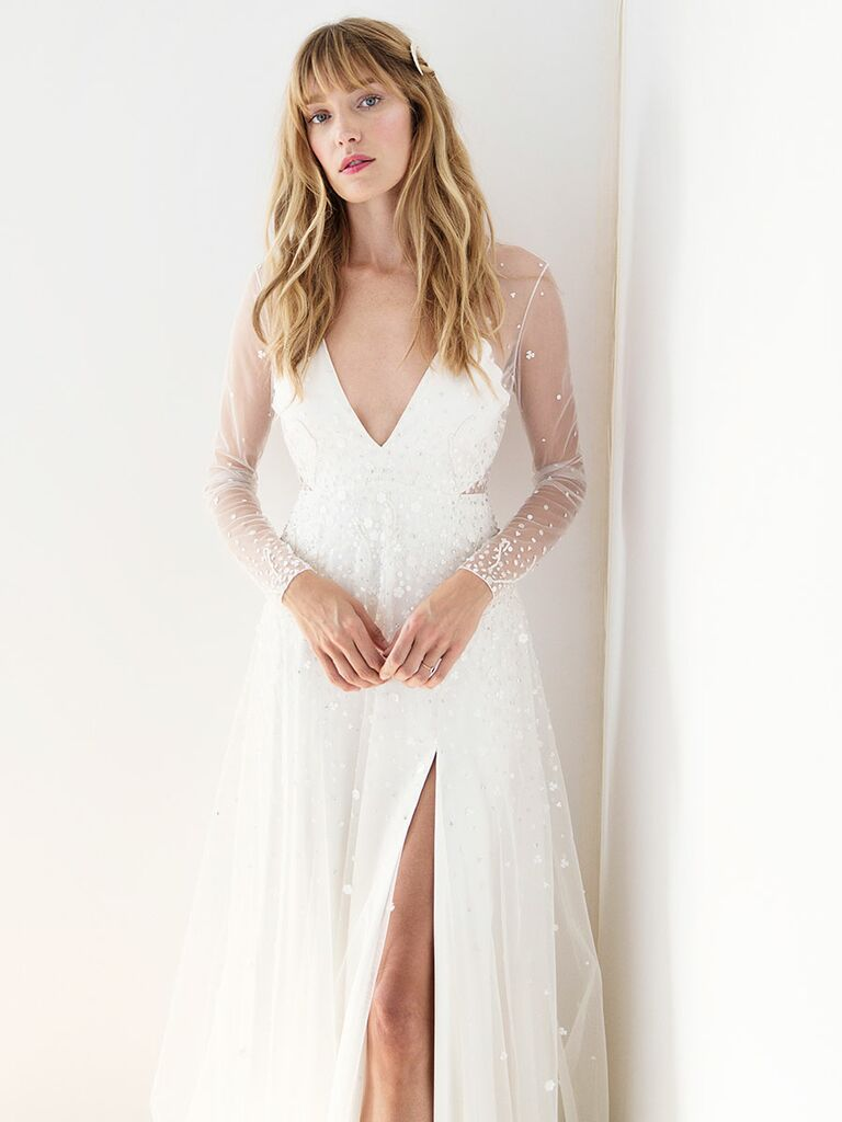 243a1cc266e4 Alexandra Grecco Spring/Summer 2018: Stylish Simplicity Inspired by Stardust