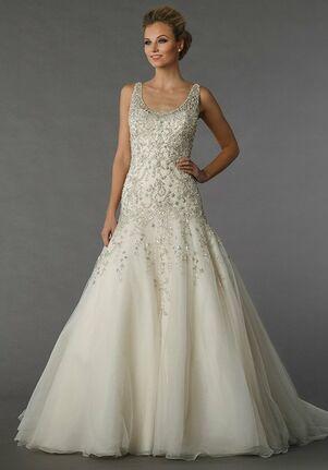 Danielle Caprese for Kleinfeld 113071 A-Line Wedding Dress