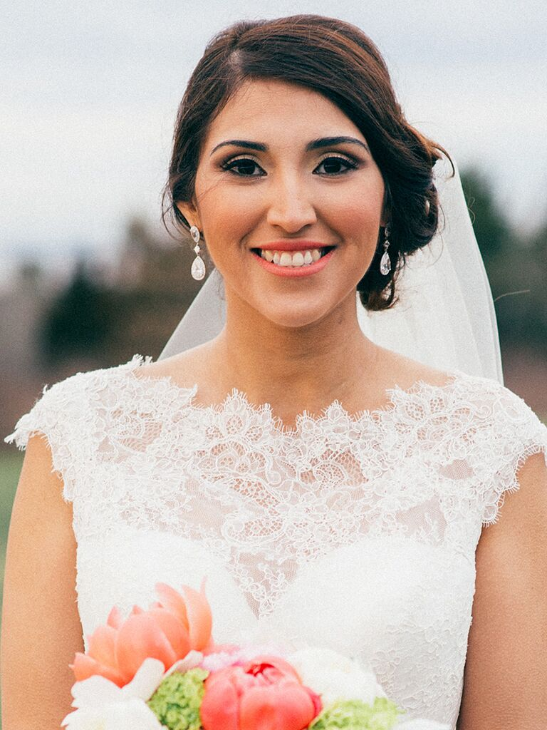 Bridal Makeup Inspiration For Brown Eyes