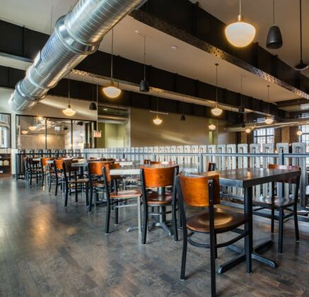 Eris Brewery & Cider House - Brew Deck - Private Room - Chicago, IL