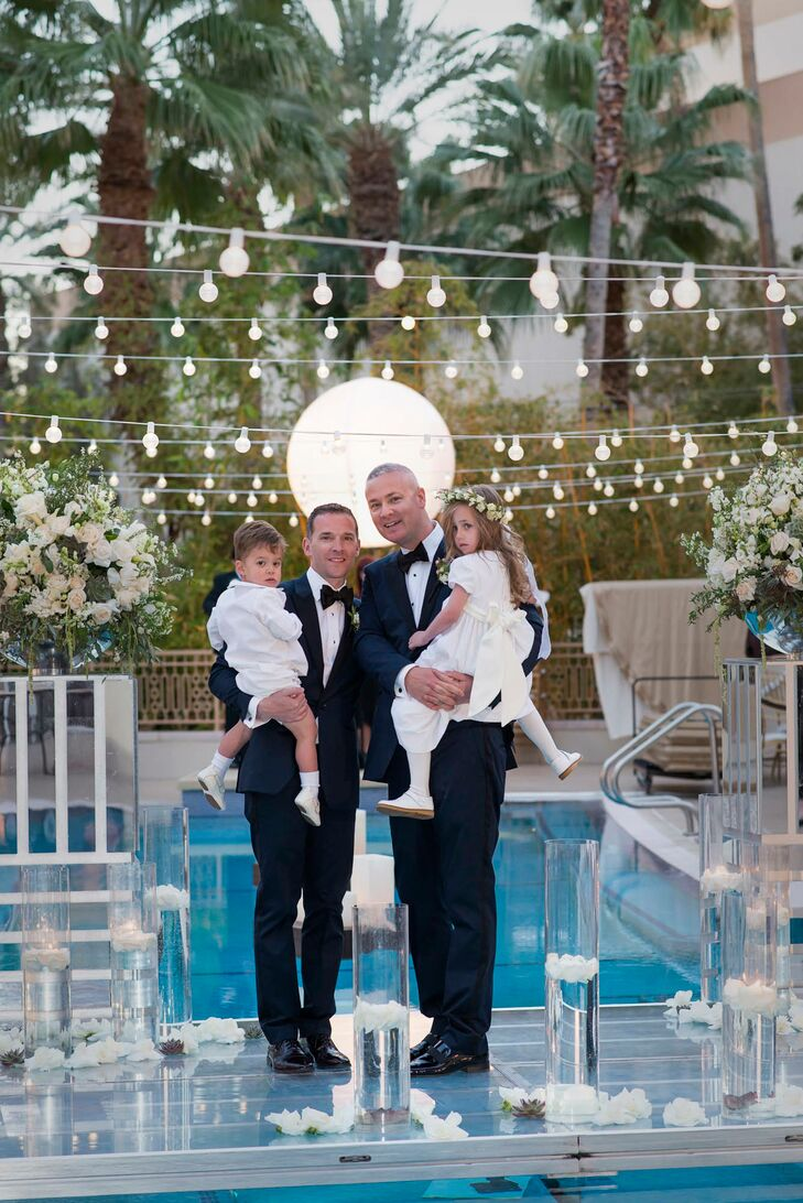 Fletcher Whitwell and Greg Flamer met, as many in their twenties do, at a bar in Chicago in 1998. They moved in together the next year and started the