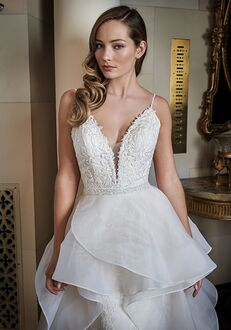 Jasmine Couture T222007 Mermaid Wedding Dress