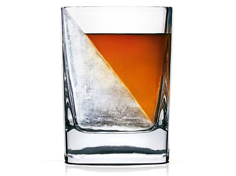 Uncommon Goods Whiskey Wedge