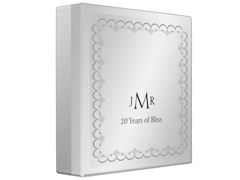 20 Year Anniversary Gift Ideas