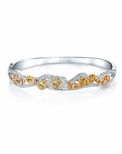 Parade Designs B3300A from the Reverie Collection Wedding Bracelets photo