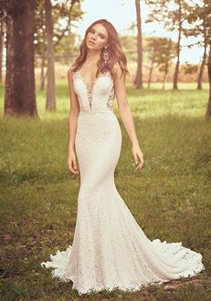 Lillian West 66061 Mermaid Wedding Dress