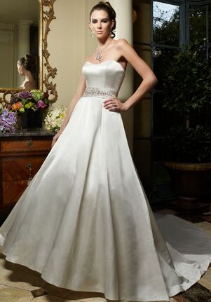Amaré Couture B018 A-Line Wedding Dress