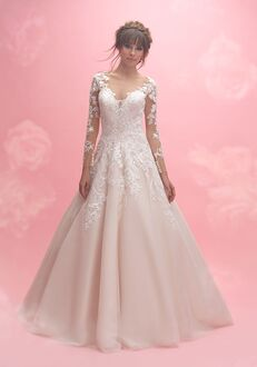 Allure Romance 3059 Ball Gown Wedding Dress