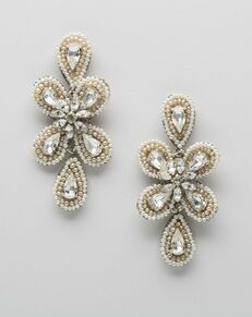 MEG Jewelry Inka earrings Wedding Earring photo