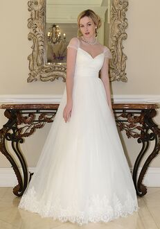 Pallas Athena PA9309 Ball Gown Wedding Dress