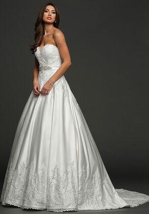 Avery Austin Mackenzie Ball Gown Wedding Dress