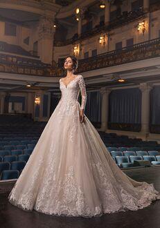 PRONOVIAS PRIVÉE CRAWFORD Ball Gown Wedding Dress