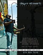 Orlando, FL Jazz Band | Dayve Stewart and The Vibe