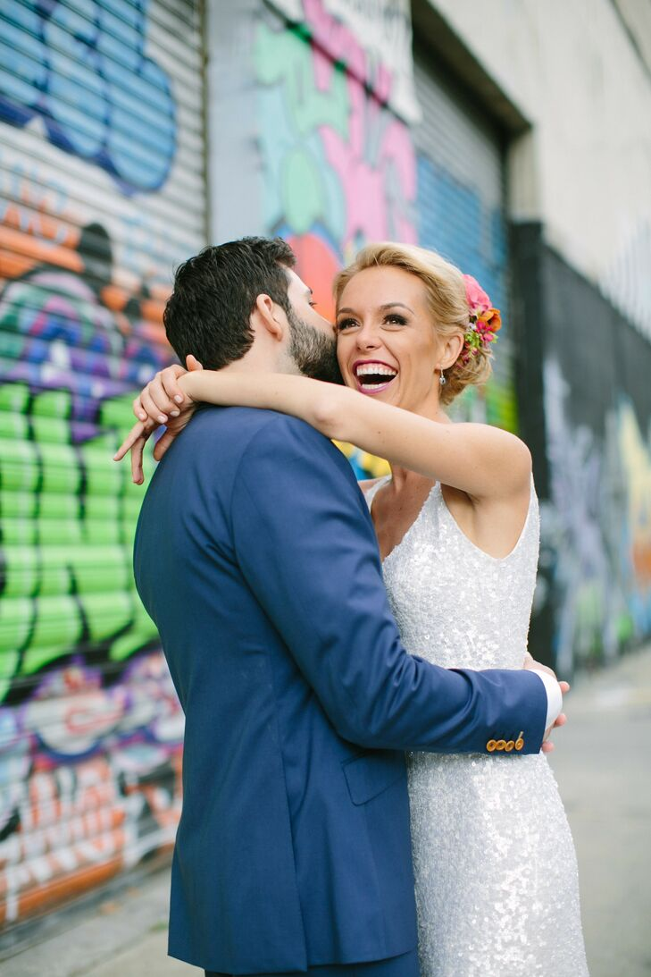 Although they met and fell in love at Harvard University in Boston, Jordy Lievers (30 and an actor and artist) and Jared Eaton (30 and a theater and t