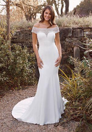 Justin Alexander Althea Mermaid Wedding Dress