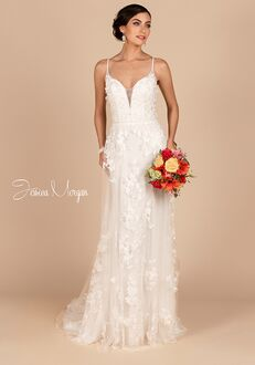 Jessica Morgan PRECIOUS, J2060 Sheath Wedding Dress