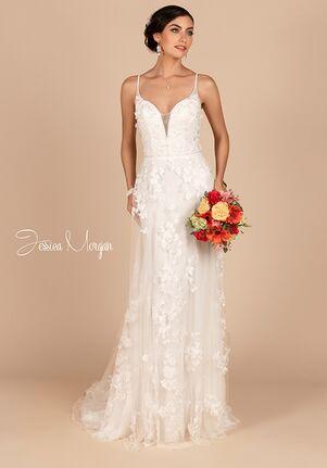 Jessica Morgan PRECIOUS, J2060 Sheath Wedding Dress