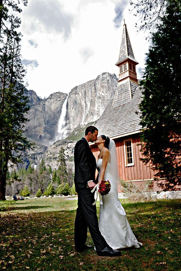 Yosemite National Park Wedding