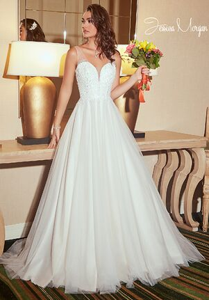 Jessica Morgan LOVE, J1974 Ball Gown Wedding Dress