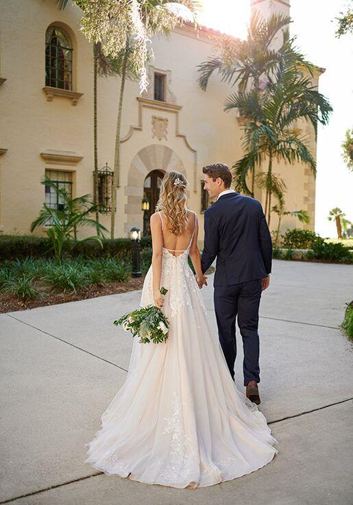 Stella York 7103 A-Line Wedding Dress