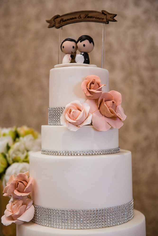 Custom Wood Cake Toppers