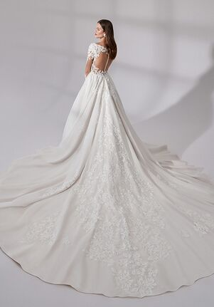 Justin Alexander Signature Milford Ball Gown Wedding Dress