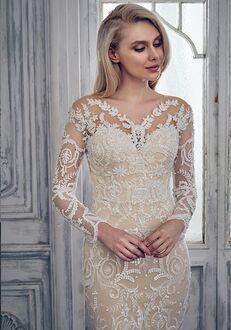 Calla Blanche 17121 Ivy Sheath Wedding Dress