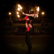 Portland, OR Fire Dancer | Flamebuoyant Productions