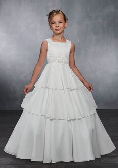Mary's Angel by Mary's Bridal MB9031 White Flower Girl Dress