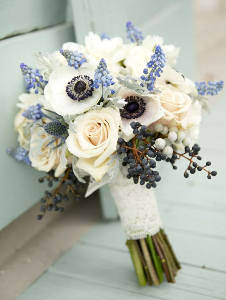 "cf3f39583 15 New ""Something Blue"" Wedding Ideas"