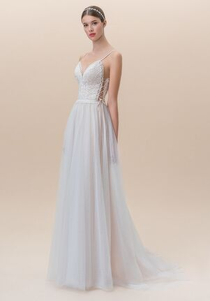 Moonlight Tango T833 A-Line Wedding Dress